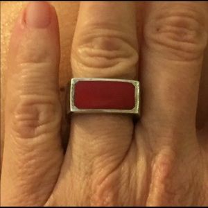 NWT - Vintage Sterling Silver 925 Ring
